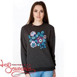 Sweater Flower Melange PSV-1005