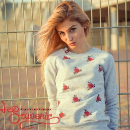 Sweater Rose PSV-1018