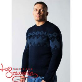 Sweater knitted PSV-1041