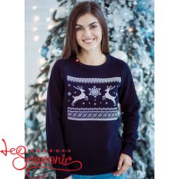Blue Sweater Christmas PSV-1052