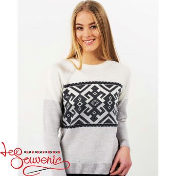 Knitted sweater PSV-1065