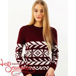 Knitted sweater PSV-1066