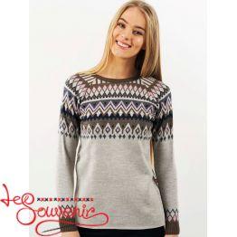 Вязаный свитер PSV-1068