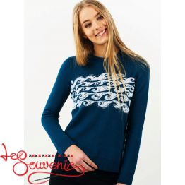 Knitted sweater PSV-1070
