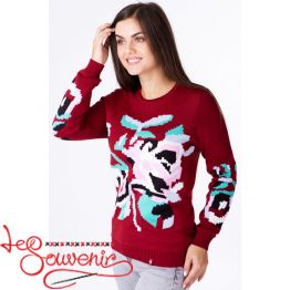Knitted sweater PSV-1091