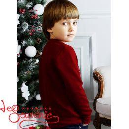 Свитшот Рождественский PSD-1019