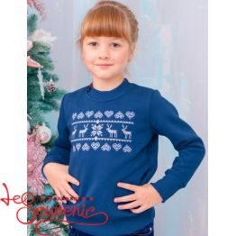 Свитшот Рождественский PSD-1021