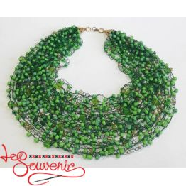 Necklace Droplets PN-1006