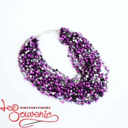 Necklace Droplets PN-1023