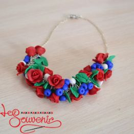 Necklaces of Bright Colors PN-1055
