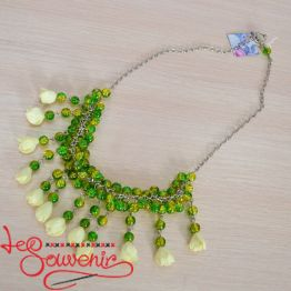 Light Green Necklace PN-1060