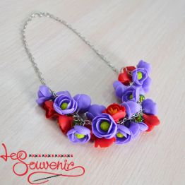 Necklaces of Bright Colors PN-1061