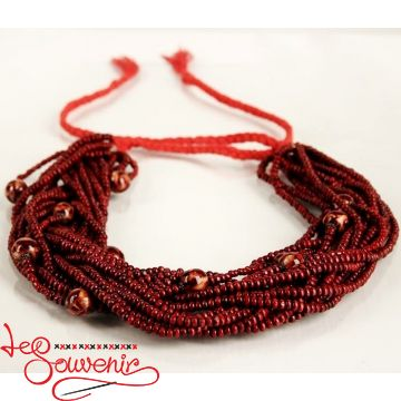 Wooden Necklace PN-1077