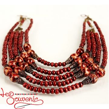 Wooden Necklace PN-1078