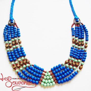 Ожерелье весеннее PN-1081
