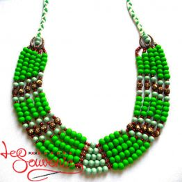 Ожерелье весеннее PN-1082