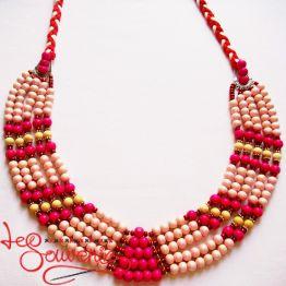 Ожерелье весеннее PN-1083