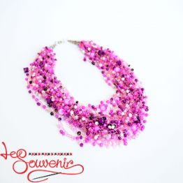 Necklace Droplets PN-1089