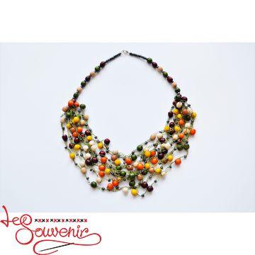 Ожерелье Цветная гармония PN-1090