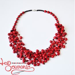 Necklace Color harmony PN-1096