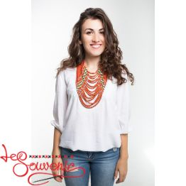 Ethnic necklace PN-1100