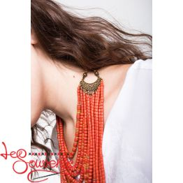 Ethnic necklace PN-1102