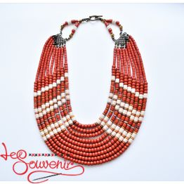 Ethnic necklace PN-1105