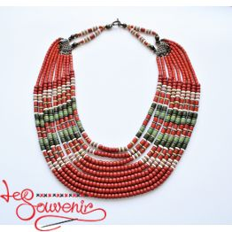 Ethnic necklace PN-1107