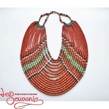 Ethnic necklace PN-1108