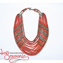 Ethnic necklace PN-1109