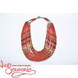 Ethnic necklace PN-1110