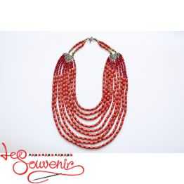 Ethnic necklace PN-1112