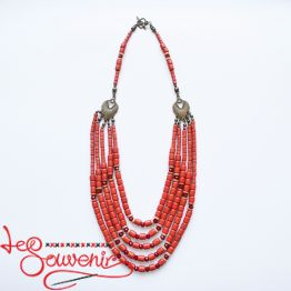 Ethnic necklace PN-1117