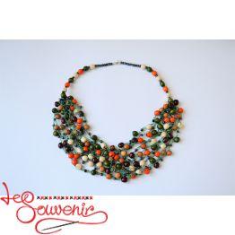 Ожерелье Цветная гармония PN-1119