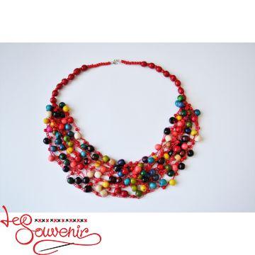 Ожерелье Цветная гармония PN-1120