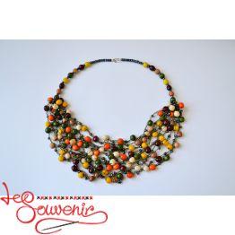 Ожерелье Цветная гармония PN-1123