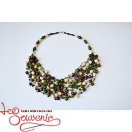 Ожерелье Цветная гармония PN-1126