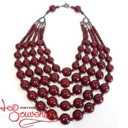 Wooden Necklace PN-1127