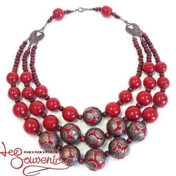 Wooden Necklace PN-1133