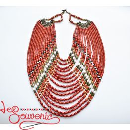 Ethnic necklace PN-1135