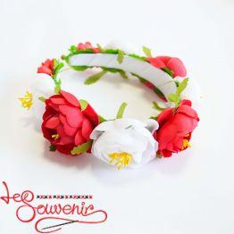 Обруч Трояндові барви PO-1028