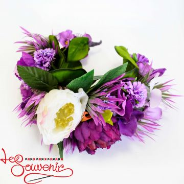 Ободок Фиолет PO-1033