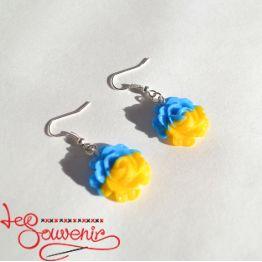 Patriotic Earrings PS-1001