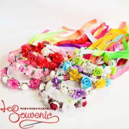 Веночек Цветной PV-1005