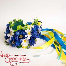 Corolla Daisies and Cornflowers PV-1024