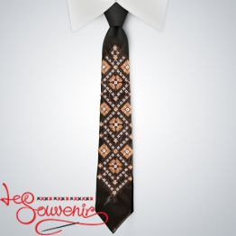 Вышитый галстук VK-1001