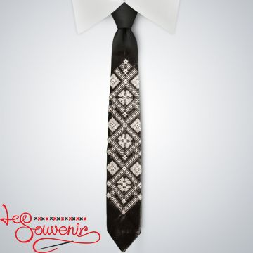 Вышитый галстук VK-1002