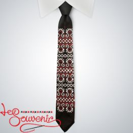 Вишита краватка VK-1005