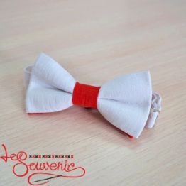 White and Red Butterfly VM-1015
