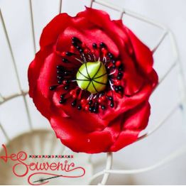 Hairpin Poppy PZ-1003